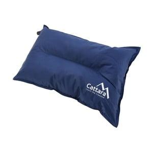 Samonafukovací modrý polštář Cattara Twin
