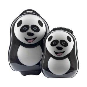 Kufřík s kolečky Panda