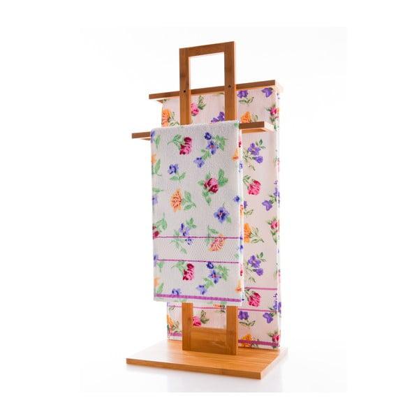 Ručník Izabel Pink, 70x140 cm