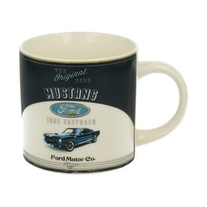 Porcelánový hrnek Duo Gift Retro Mustang, 430 ml