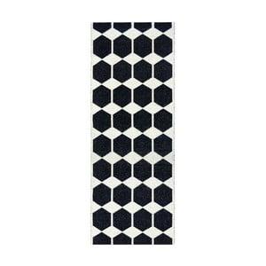 Vinylový koberec Black