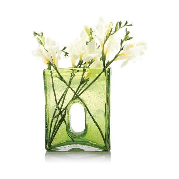 Váza Bliss, zelená