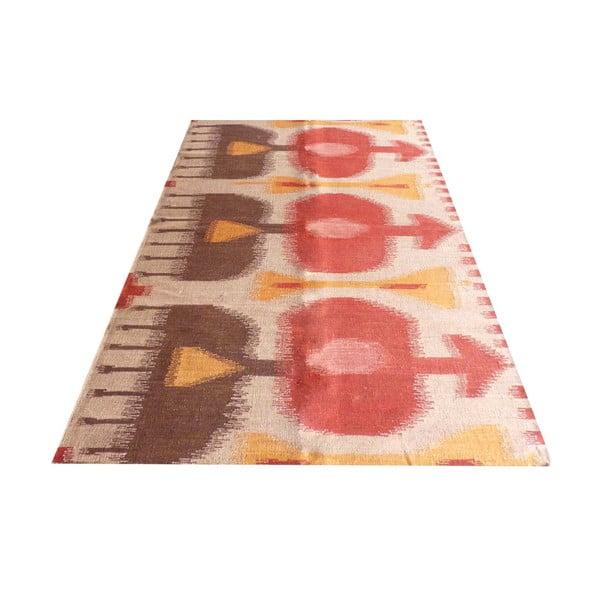 Ručně tkaný koberec Kilim Modern 151, 140x200 cm