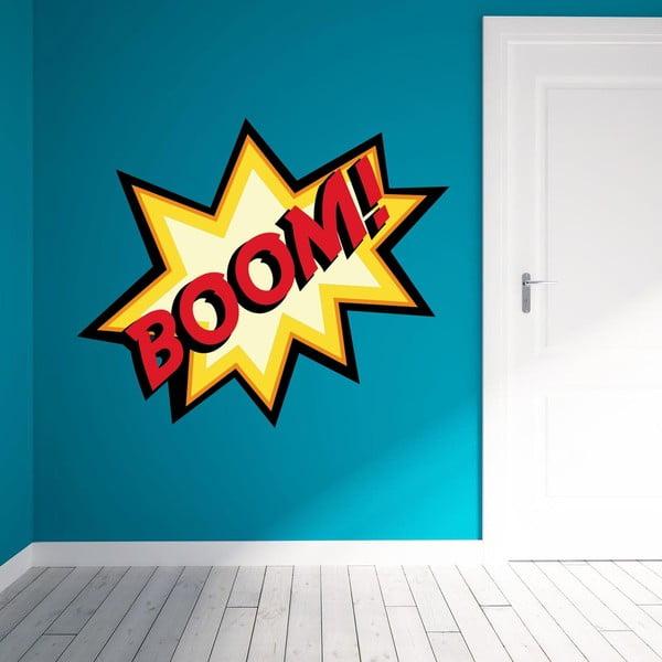 Samolepka na stěnu Comics Boom!