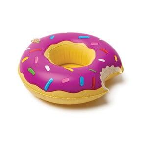 Nafukovací kruh na nápoje ve tvaru donutu Big Mouth Inc.