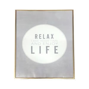 Zlatý rámeček Maiko Relax
