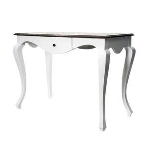 Konzolový stolek Side Walnut, 110x54x80 cm