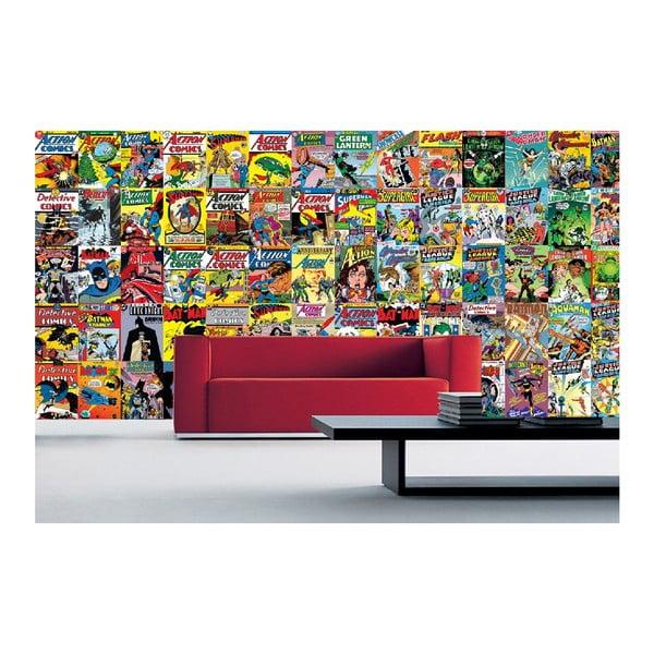 Kreativní koláž Comics