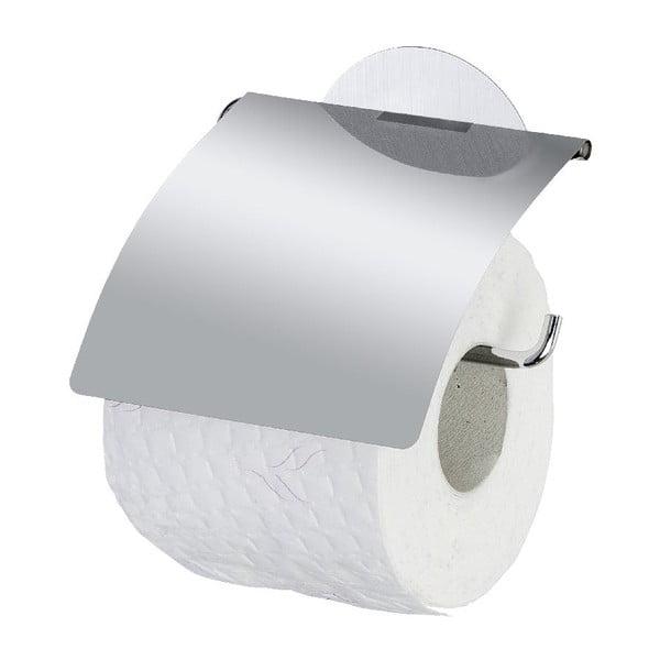 Držák na toaletní papír bez nutnosti vrtání Wenko Static-Loc Osimo