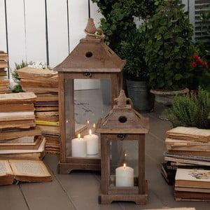 Sada 2 luceren Antique Wood