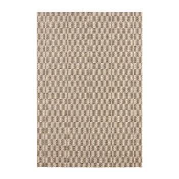 Covor potrivit și pentru exterior Elle Decor Brave Dreux, 160 x 230 cm, crem