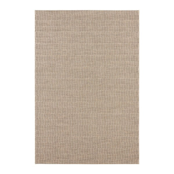 Krémový koberec vhodný i na ven Elle Decor Brave Dreux, 80 x 150 cm