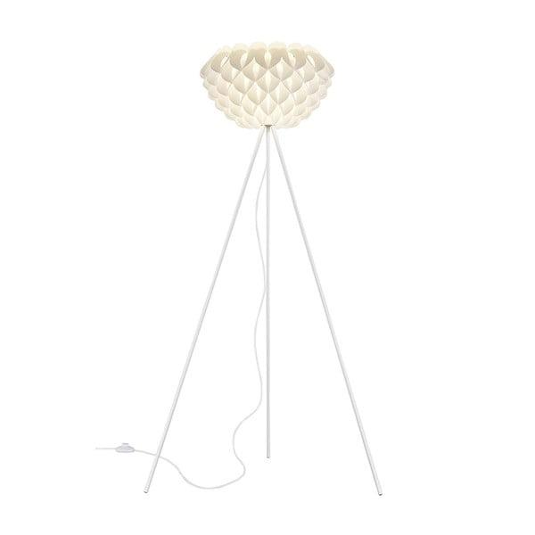 Tilia fehér állólámpa, magasság 155 cm - Trio