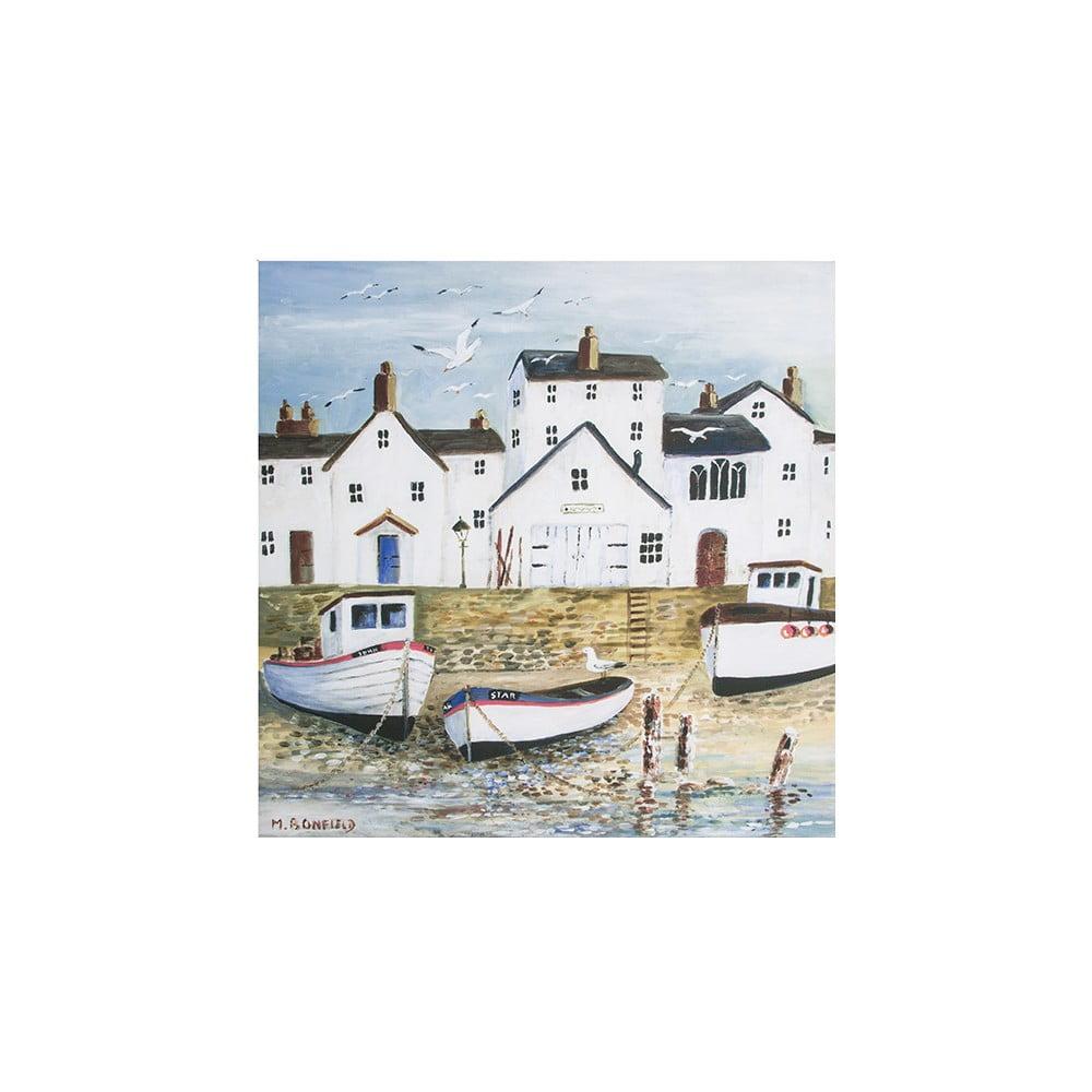 Obraz Graham & Brown Harbourside,50x50cm
