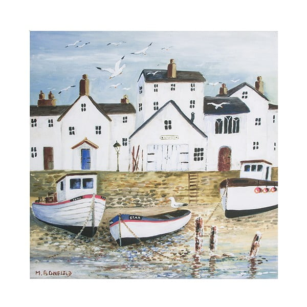 Obraz Graham & Brown Harbourside, 50 x 50 cm