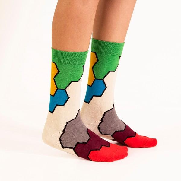 Ponožky Ballonet Socks Molecule, velikost41–46