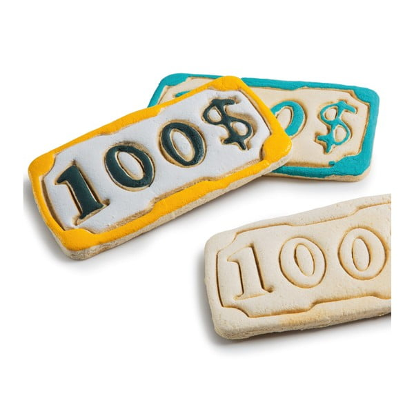 Formă biscuiți Donkey Money Cookie