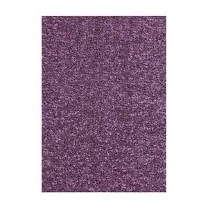 Fialový koberec Hanse Home Nasty, 200 x 200 cm