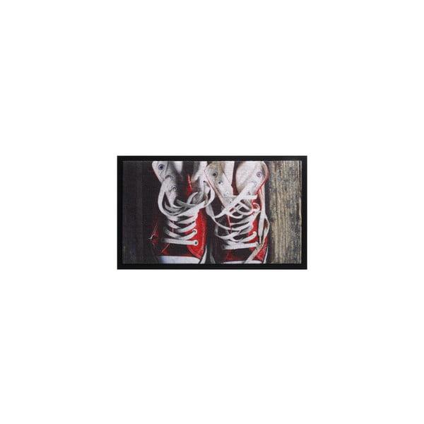 Rohožka Sneakers, 45x75 cm
