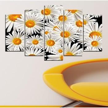Tablou din mai multe piese Insigne Culiya, 102 x 60 cm