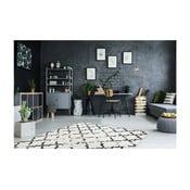 Ručně tkaný bavlněný koberec Obsession My Stockholm Anth, 80 x 150 cm