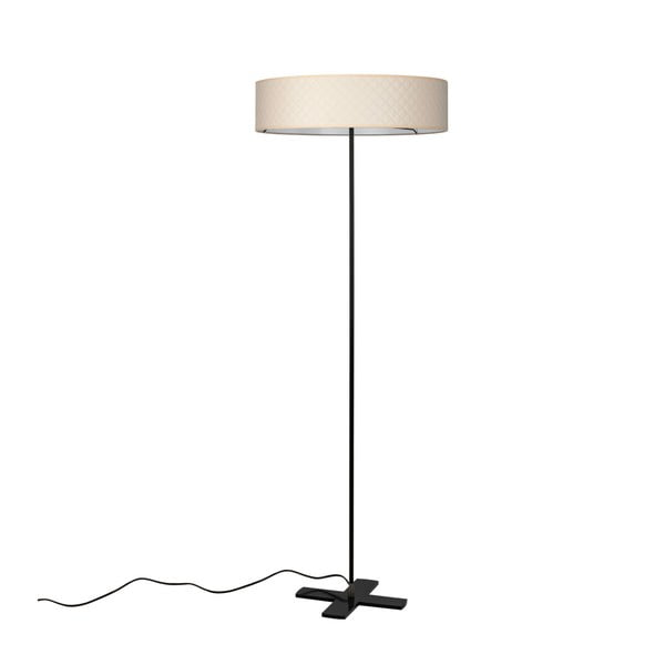 Kremowa lampa stojąca lampa Bulb Attack Trece