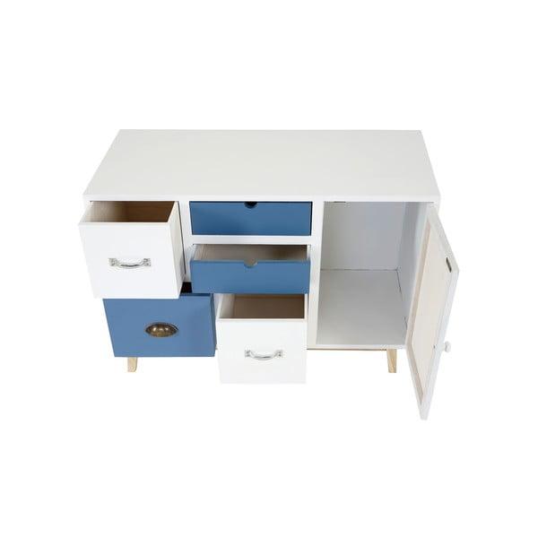 Komoda Vaasa Cabinet Patchwork, 58 cm