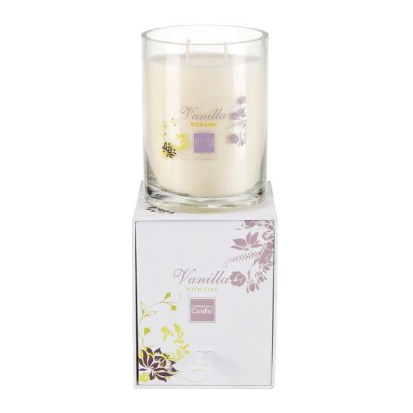 Aroma svíčka Vanilla & Lime Large, doba hoření 80 hodin