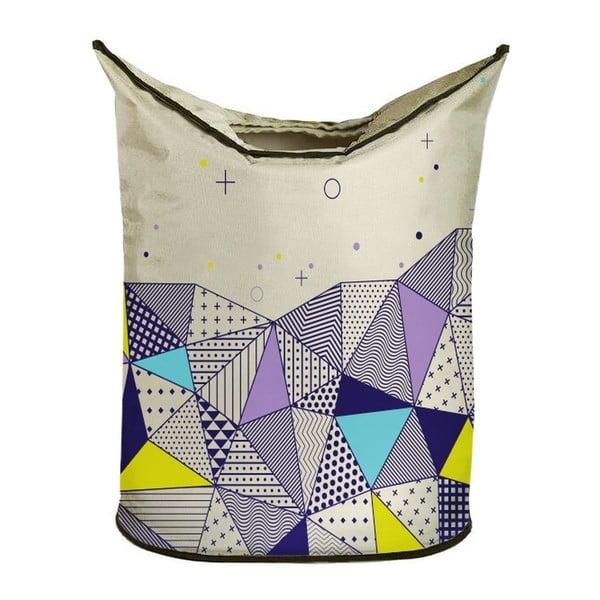 Koš na prádlo Butter Kings I Like Geometry