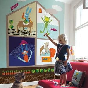Lavmi obrazová tapeta At Home, 2.325x2.7 m
