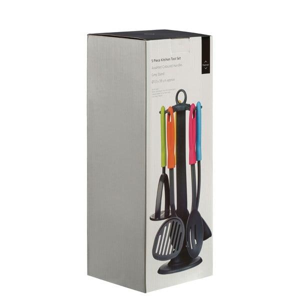 Sada kuchyňských pomocníků Premier Housewares Tool Set, 5ks