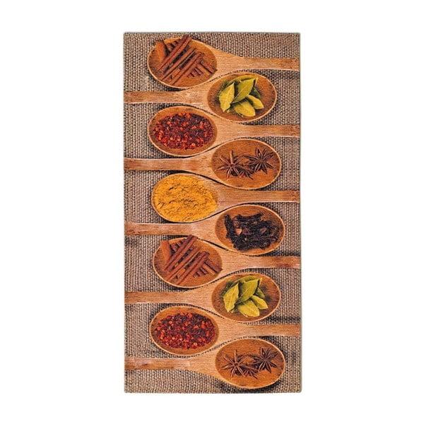 Běhoun Floorita Spices Market, 60 x 240 cm