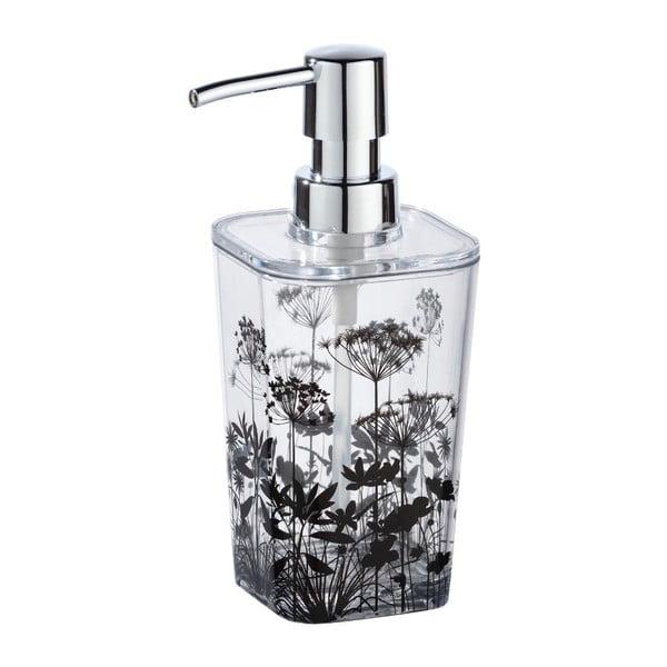 Botanic átlátszó virágmintás szappanadagoló - Wenko