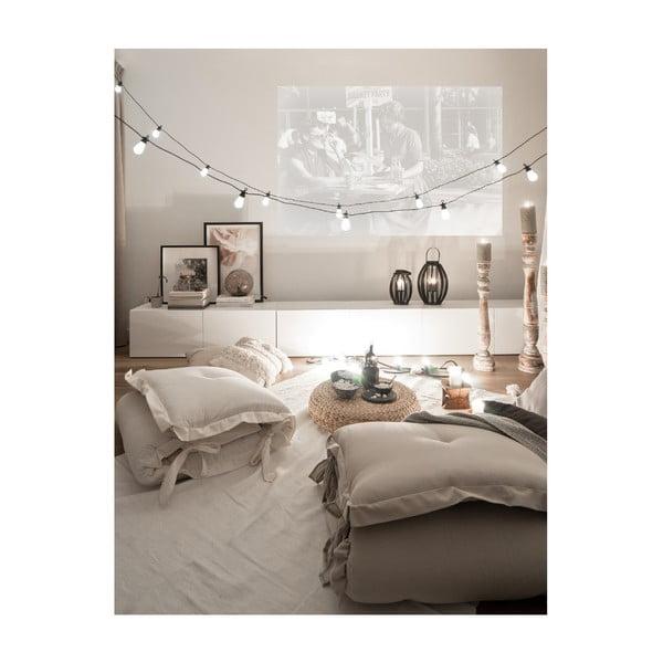 Variabilní futon Karup Design Sit & Sleep Petroleum