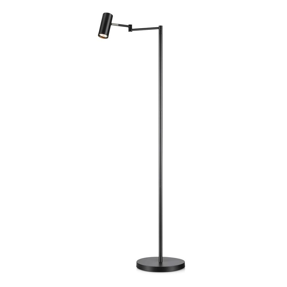 Černá volně stojící lampa Markslöjd Torino Floor Black