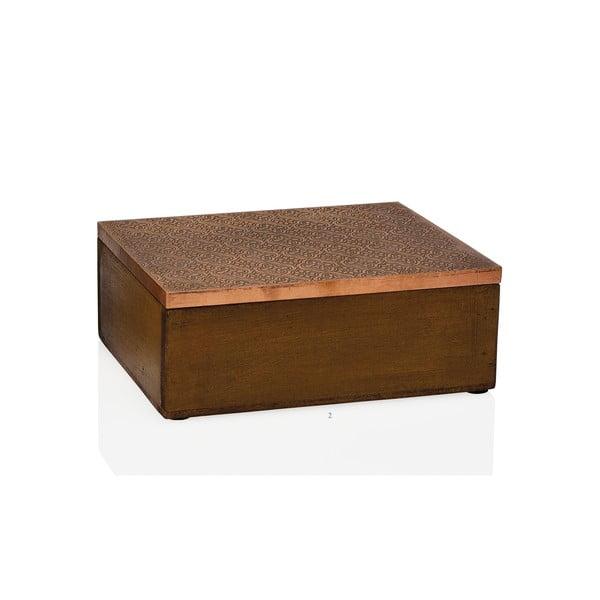 Krabička Copper