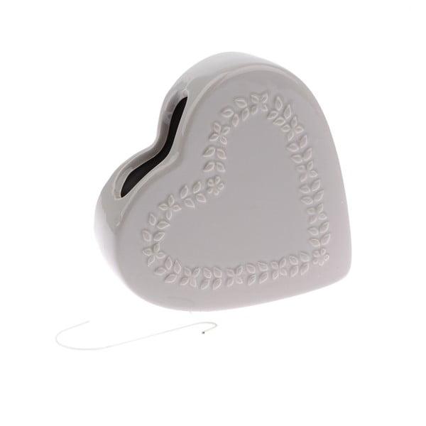 Heart szürke kerámia párásító - Dakls