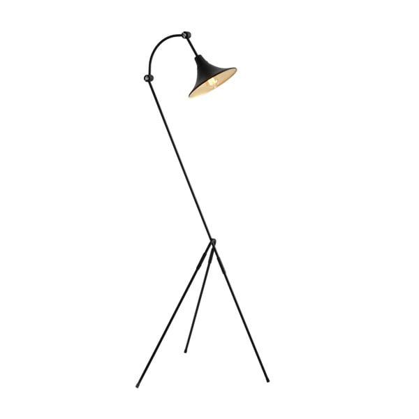 Černá stojací lampa Custom Form Miller