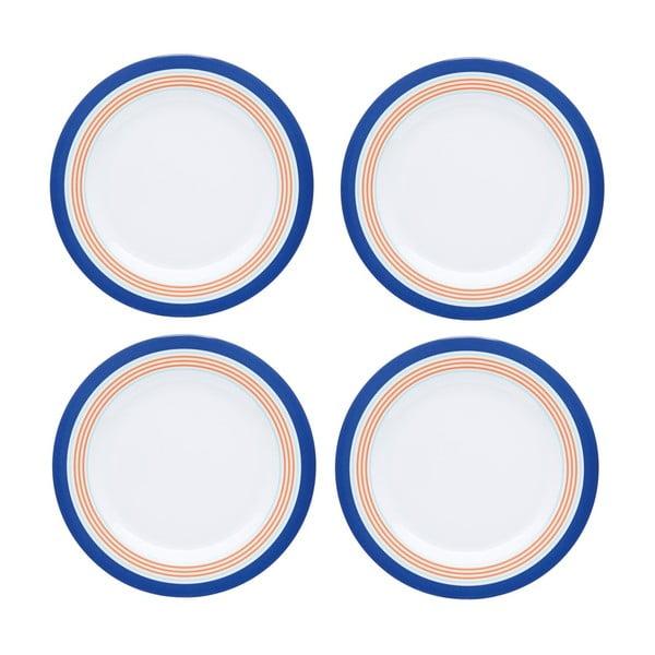 Sada 4 ks talířů Seafarer, 25 cm
