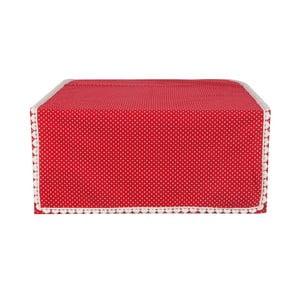 Běhoun Border Hearts  50x140 cm, červený