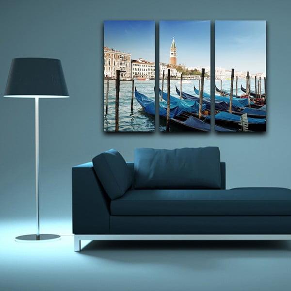 3dílný obraz Venezia
