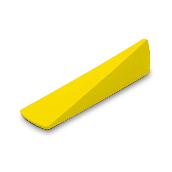 Sada 2 dveřních/okenních zarážek, žluté