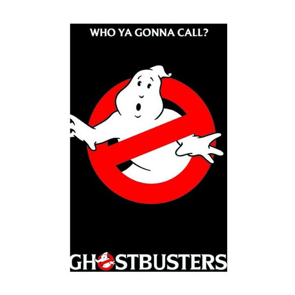 Fotoobraz Ghostbusters, 81x51 cm