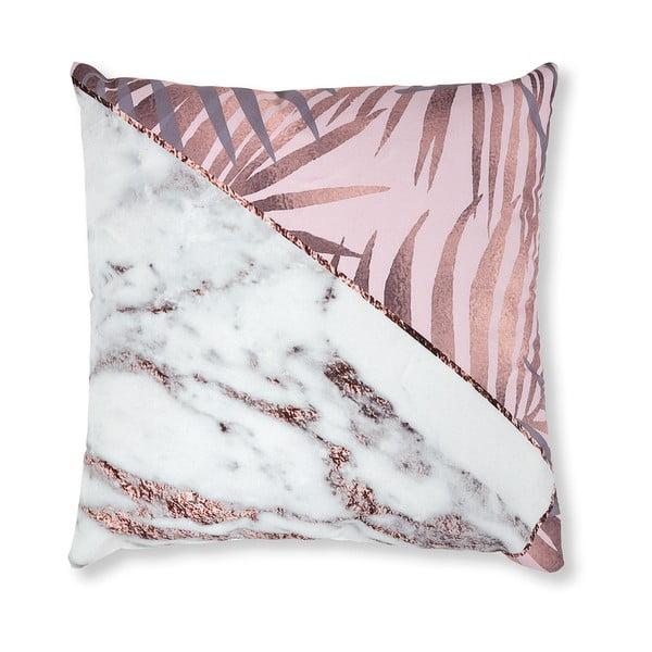 Jumo rózsaszín párnahuzat, 45 x 45 cm - La Forma
