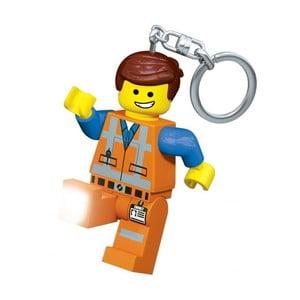 Svítící klíčenka LEGO Emmet