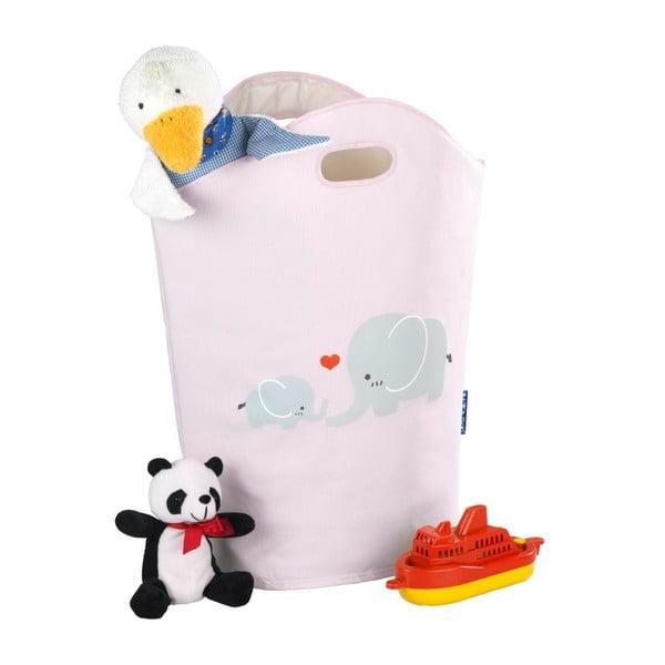 Coș de depozitare jucării/rufe Wenko Elli, 24 l