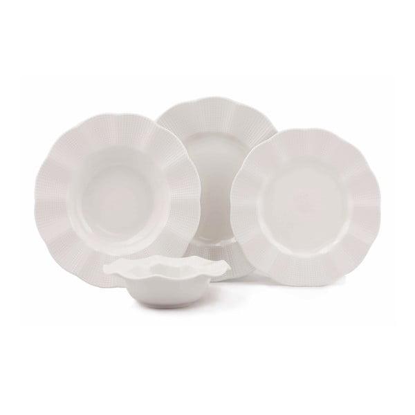 Viktor 24 db-os porcelán étkészlet - Kutahya