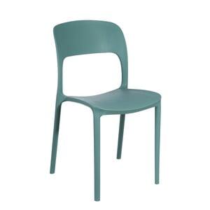 Tyrkysová židle Ixia Anesa