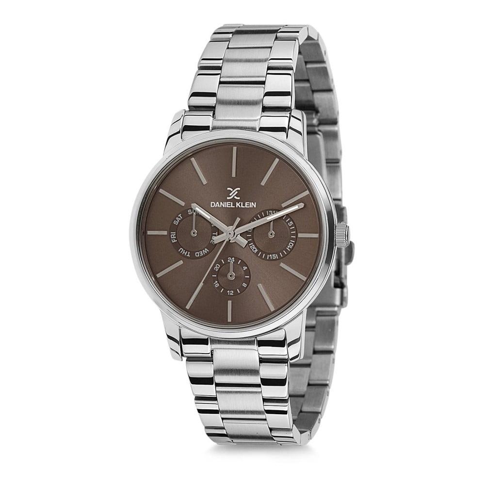 e04cfcab45 Dámské hodinky z nerezové oceli Daniel Klein Carmen