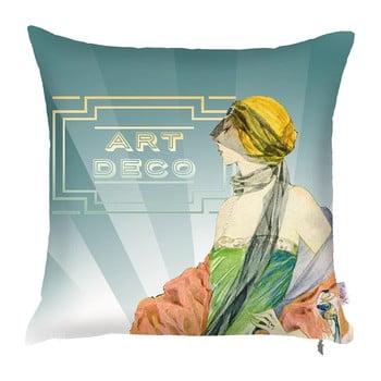 Față de pernă Art Deco, 43 x 43 cm de la Apolena